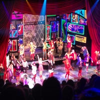 Foto scattata a Kinky Boots at the Al Hirschfeld Theatre da Jason J. il 6/1/2013