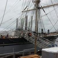 Photo taken at Texas Seaport Museum by Mitch N. on 5/25/2013