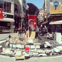 Photo taken at Beşiktaş Square by Meltem O. on 6/25/2013