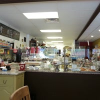 Photo taken at Sweety Pies Bakery * Cakery * Cafe by Nicolás J. on 8/1/2013