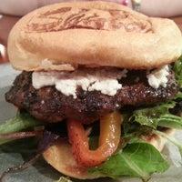 Photo taken at Shula Burger by Nicolás J. on 3/20/2013