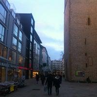 Photo taken at Niedernstrasse by Masimark on 2/13/2013