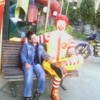 Photo taken at McDonald's by Seznur Y. on 5/13/2013