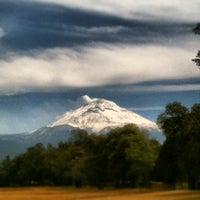 Foto tomada en Parque Nacional Iztaccíhuatl-Popocatépetl por Luis M. el 3/18/2013