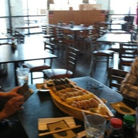 Photo taken at Wasabi Sushi Centennial by Merry W. on 1/13/2014