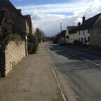 Photo taken at Cleeve Prior by Nick C. on 3/11/2013