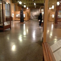 Photo taken at The Oriental Institute by Aaron K. on 1/2/2013