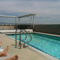 Photo taken at Watermark Pool by Julie P. on 5/1/2014