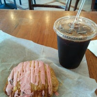 Photo taken at Espresso Roma Cafe by Julie P. on 6/22/2014
