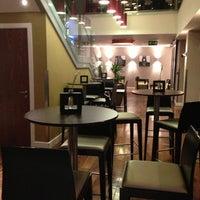 Photo taken at Radisson Blu Hotel by Asif C. on 1/8/2013