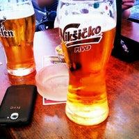 Photo taken at Irish pub by Ivana Z. on 6/7/2013