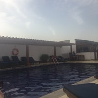 Photo taken at Pool Citymax Bur Dubai Hotel by Irina M. on 2/23/2018