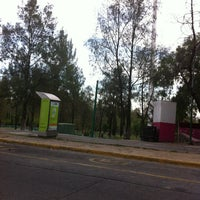 Photo taken at Parque de Correos by Karen P. on 6/4/2013
