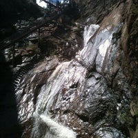 Photo taken at Seven Falls by Alicia G. on 8/10/2013