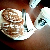 Photo taken at Starbucks by Veronika Ž. on 1/12/2013
