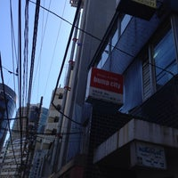 Photo taken at bump city by Tsuyoshi N. on 3/22/2014