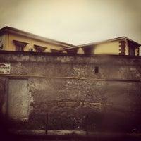 Photo taken at Agnano by Tsuyoshi N. on 3/25/2015