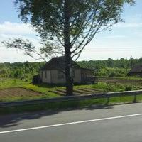 Photo taken at Мостки by Андрей А. on 5/30/2015