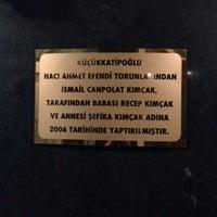 Photo taken at Recep Kımçak Camii by Sami on 6/8/2016