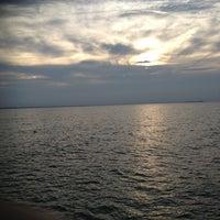 Photo taken at Cape Henry Inn Beach by Hannah S. on 7/27/2013
