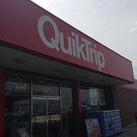 Photo taken at QuikTrip by Misael I. on 5/21/2013
