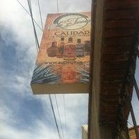 Photo taken at Restaurante Bar Familiar La Terraza by Paco G. on 2/20/2013