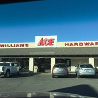 Photo taken at Williams Ace Hardware by Ruth D. on 1/4/2017