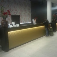 Photo taken at Park Plaza Hotels Europe by Farid G. on 11/18/2012