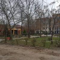 Photo taken at Ege Üniversitesi İnşaat Mühendisliği Laboratuvarları by Gül B. on 2/2/2018