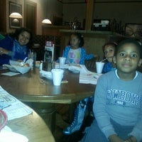 Photo taken at Lone Star Steakhouse & Saloon by Marci J. on 10/11/2014