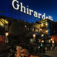 Photo taken at Ghirardelli Square by Andrey S. on 3/13/2013