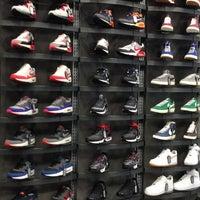 Photo taken at Foot Locker by Mathz on 2/18/2013