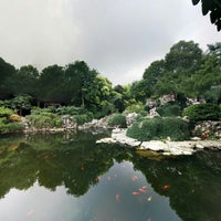 Photo taken at 瞻园 Zhan Garden by 行健 鄭. on 7/21/2015
