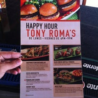 Photo taken at Tony Roma's by Jesus R. on 3/24/2013