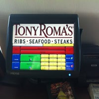 Photo taken at Tony Roma's by Jesus R. on 3/20/2013