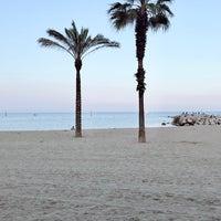 5/31/2018にDenizがBeach Garden Barcelonetaで撮った写真