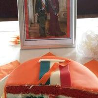 Photo taken at Royal Netherlands Embassy by Māris K. on 4/27/2017