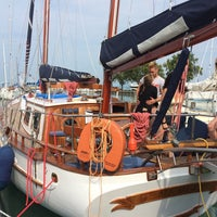 Photo taken at Club Aliga Beach by Dénes H. on 8/19/2016