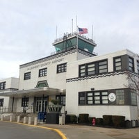 Photo taken at Allegheny County Airport (AGC) by Michael H. on 2/5/2013