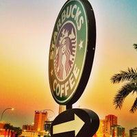 Photo taken at Starbucks by Mohamed J. on 7/3/2013