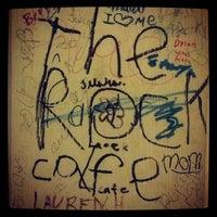 Photo taken at Rock Cafe by Liz S. on 9/21/2012