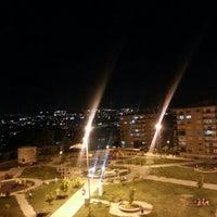 Photo taken at Yörük Ali Efe Parkı by Sercan D. on 7/26/2013