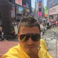 "Photo taken at Max Neuhaus ""Times Square"" by Volkan S. on 8/4/2017"