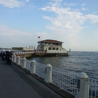 7/13/2013 tarihinde Meltem S.ziyaretçi tarafından Tarihi Moda İskelesi'de çekilen fotoğraf