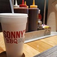 Photo taken at Sonny's BBQ by Jennifer L. on 11/3/2017