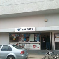 Photo taken at Telmex Loreto by Emmanuel R. on 9/27/2013
