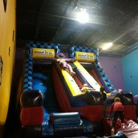 Photo taken at Pump It Up by Adam H. on 1/18/2013