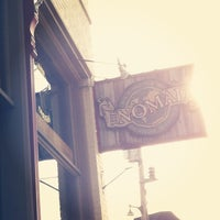 Photo taken at Nomad World Pub by Annette M. on 4/30/2013