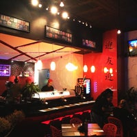 Photo taken at Sushi Shop by Carlos A. on 2/20/2013