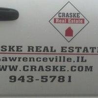 Photo taken at Craske Real Estate by David C. on 4/28/2013